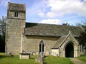 St Andrew's Church Eastleach