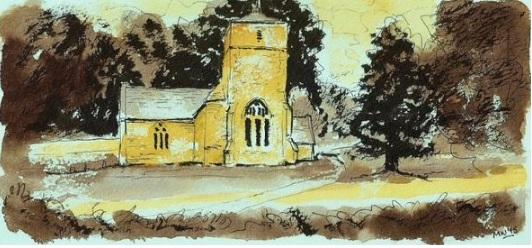 St Michael & St Martin - Eastleach - Cotswolds - cobbybrook.co.uk