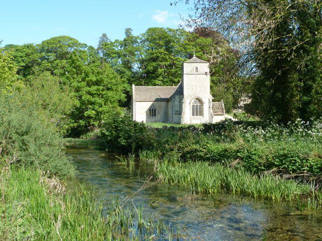 Bouthrop Church -Eastleach