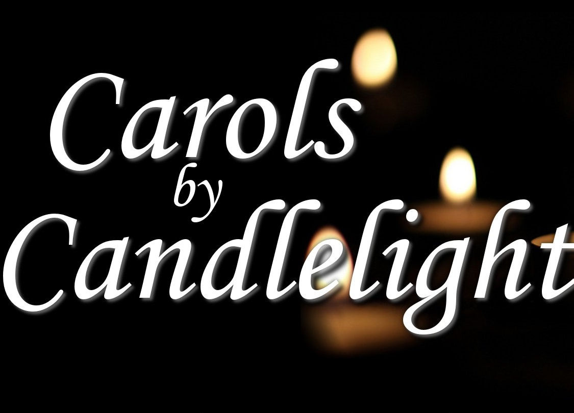 Carols by Candlelight at Bouthrop church - eastlech village