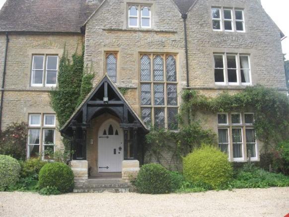 The Manor Eastleach Village