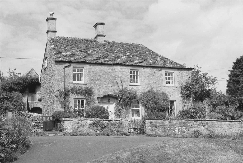 Former Post Office - Eastleach