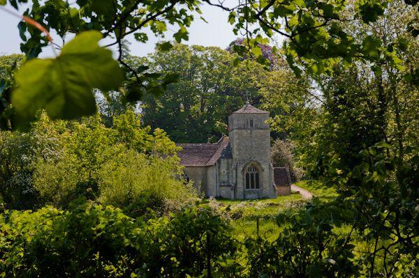 St Michael & St Martins Church - Eastleach