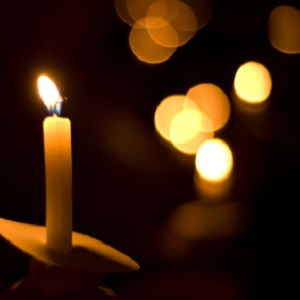 Candlelight carols - eastleach village