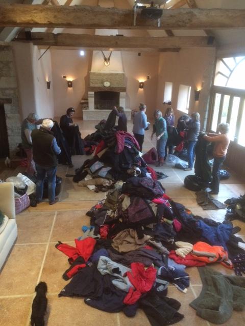coats2syria - eastleach village
