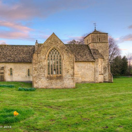 St Michael and St Martin's Church is a redundant Anglican church in Eastleach Martin, Gloucestershire, England. It is recorded in the National Heritage List for England as a designated Grade I listed building, and is under the care of the Churches Conservation Trust