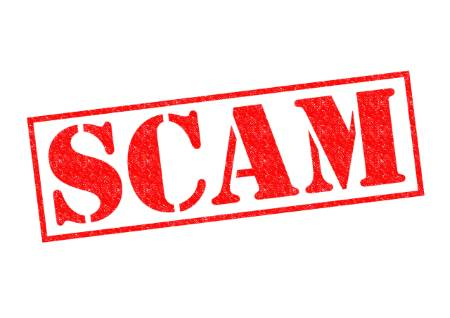 Police warn of local scams