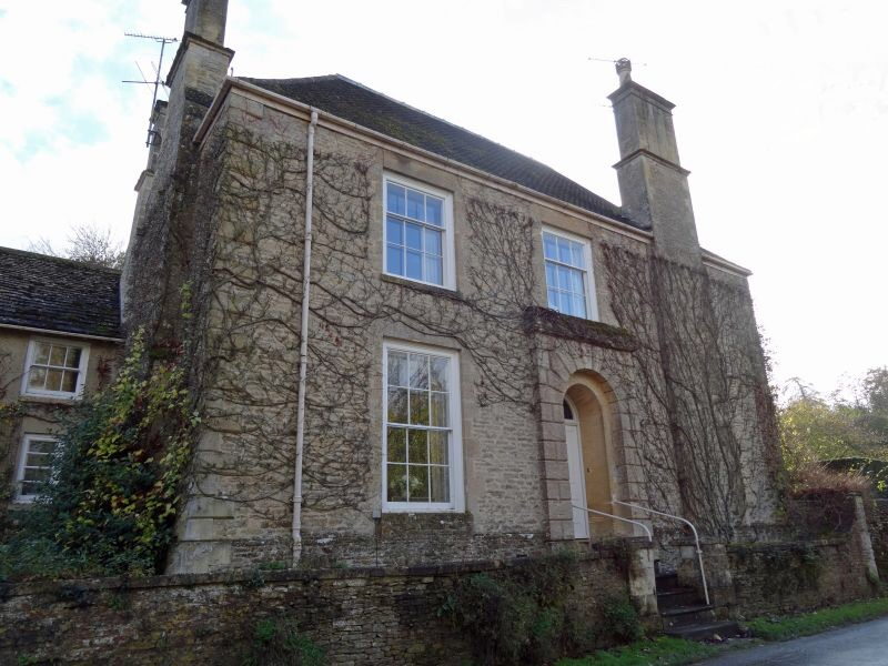 Old Rectory A Grade II Listed Building in Eastleach Martin