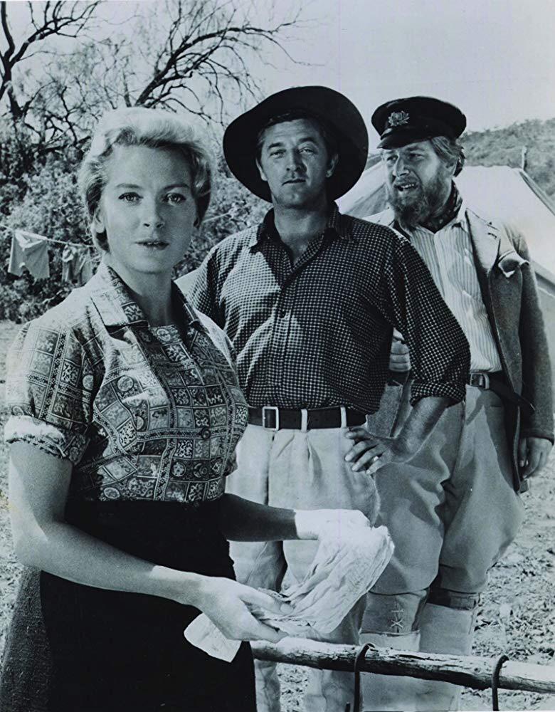 Ustinov in The Sundowners (1960)