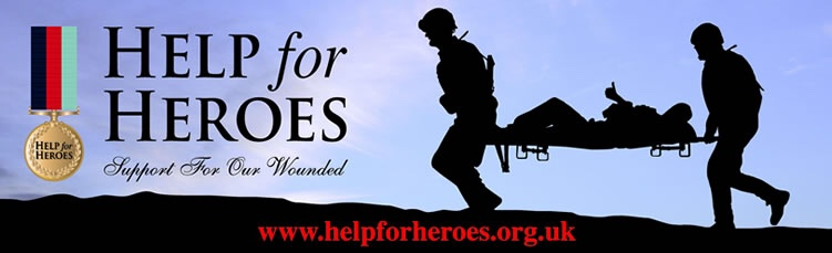 Help for heroes , lechlade,