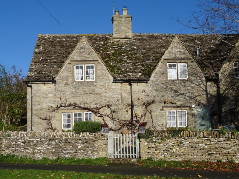 29 Eastleach  the  Cotswolds