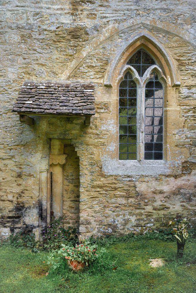 Church of St Andrew - A Grade I Listed Building in Eastleach Martin, Gloucestershire