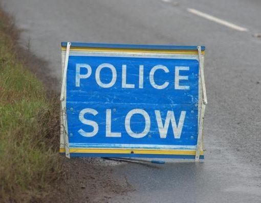 Warning of traffic problem