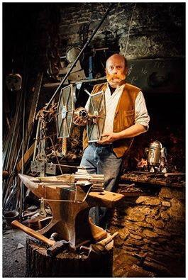 Behind the walls of some of our CHEQS residences, people are busy running small businesses.This month we put theSPOTLIGHT ON… …Charlie Collett, The Grumpy Blacksmith