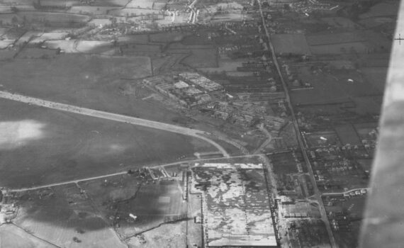 The lost airfields of Gloucestershire and the remarkable role they played in WW2
