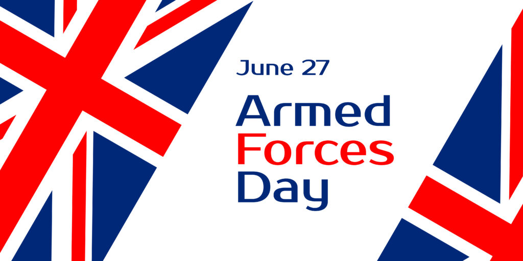 Armed Forces Day is a chance to show your support for the men and women who make up the Armed Forces community: from currently serving troops to Service families, veterans and cadets. There are many ways for people, communities and organisations across the country to show their support and get involved.