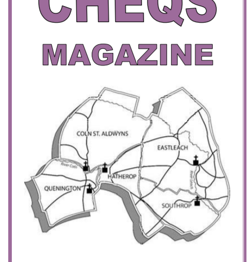 CHEQS MAGAZINE AUGUST 2020