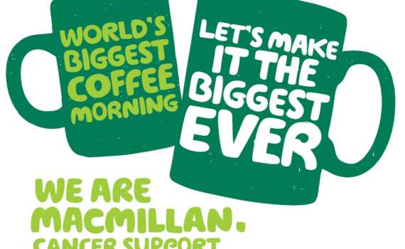 Macmillan Coffee , Cake & Cards @ No19 Eastleach