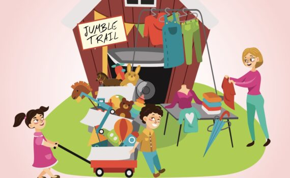 FAIRFORD JUMBLE TRAIL