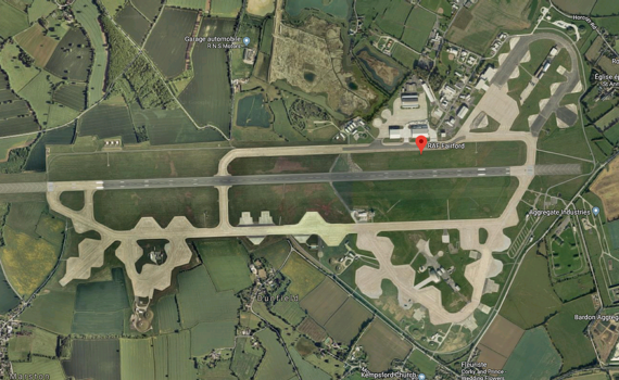 Nearly £300 million will be invested into the United States military base at RAF Fairford over the next few years, while there will also be an increase in the number of flights.