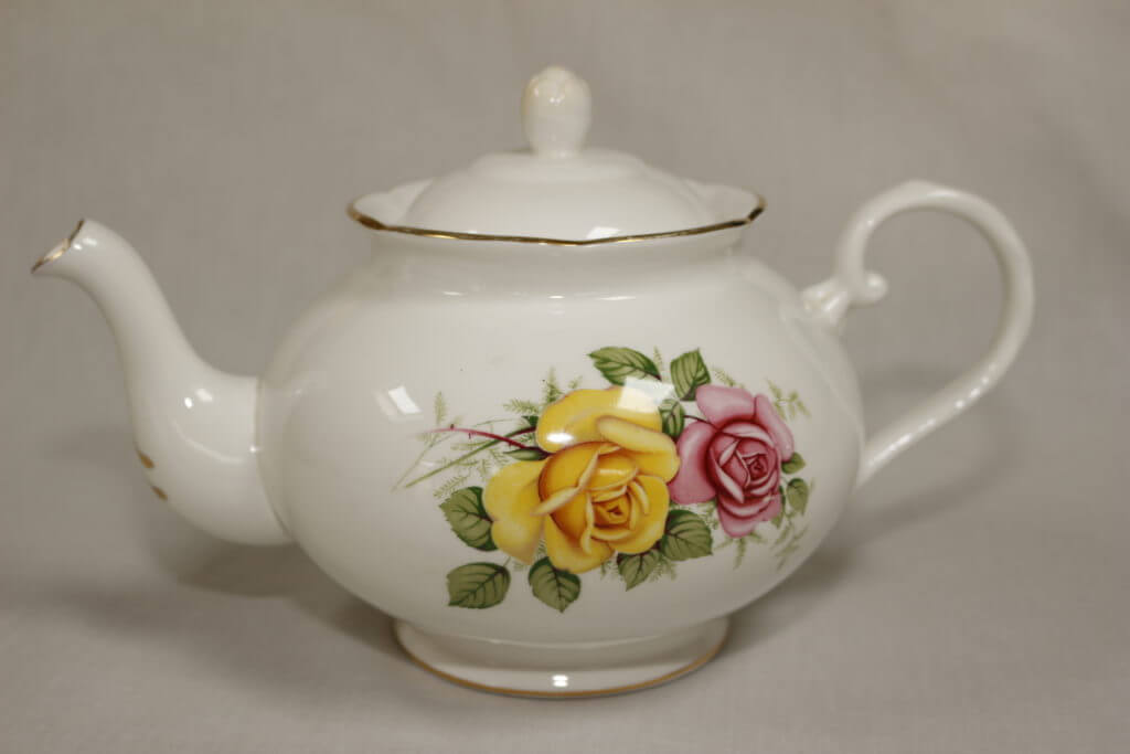 Beautiful china available to hire in Derby
