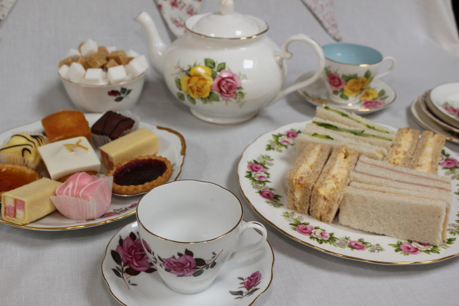 Afternoon Tea Party Ideas