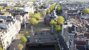 Nieuwmarkt terras