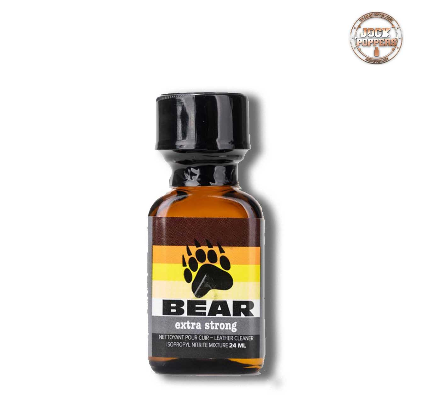 Bear Leather Bear Leather Cleaner 24ml