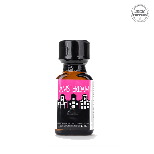 Amsterdam Leather Cleaner 24ml