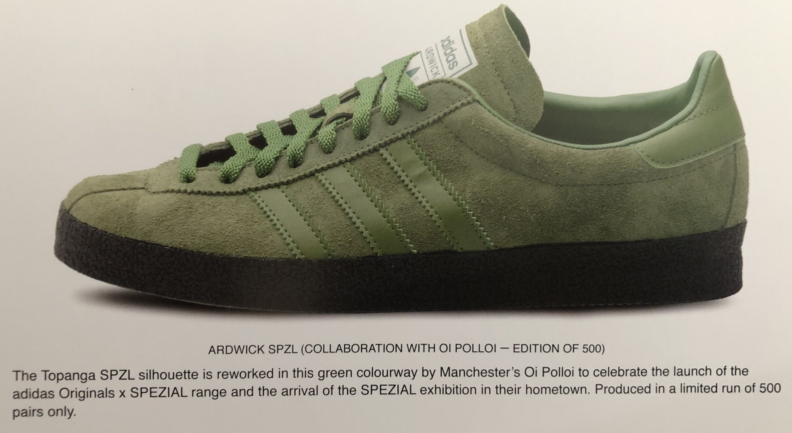 History of Adidas SPEZIAL collection 2014 Present. – SPZL.ME