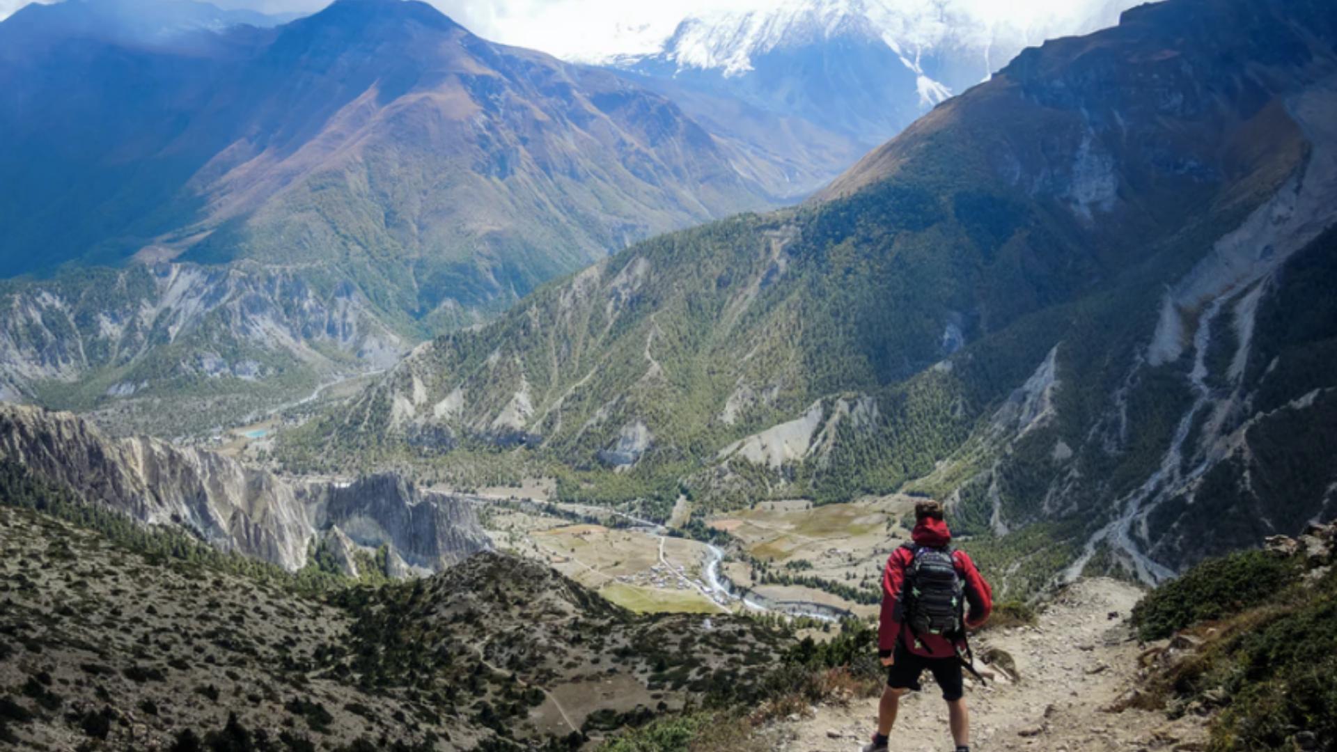 Virtual Hike at Thrive at Home