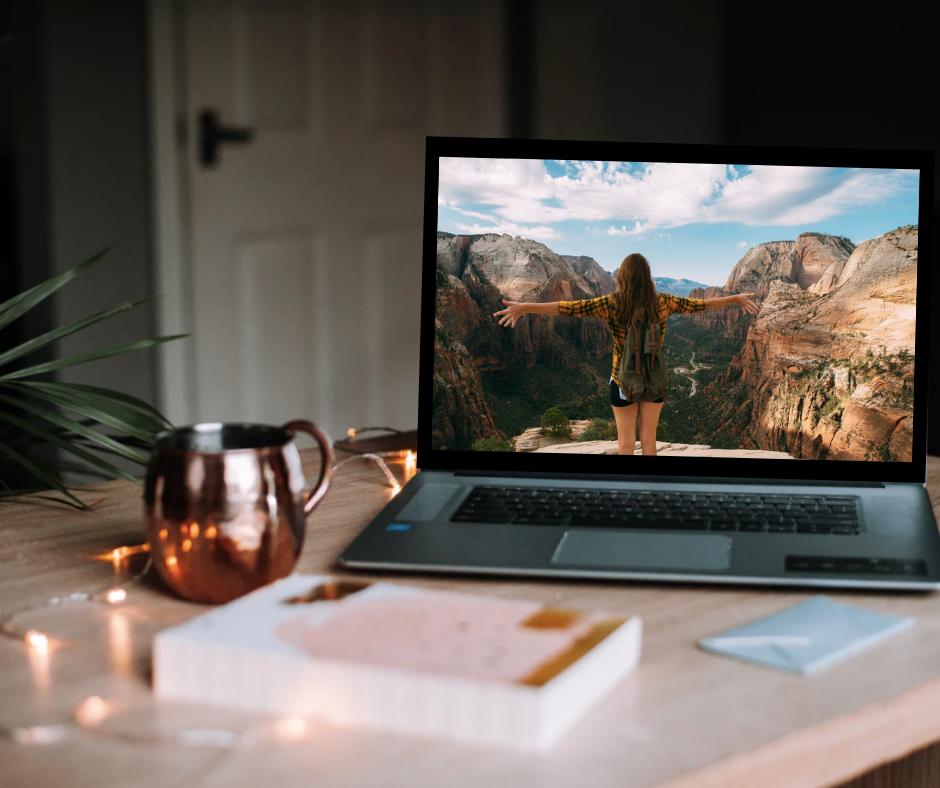 Thrive at Home Virtual Hike