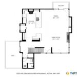 matterport floorplan