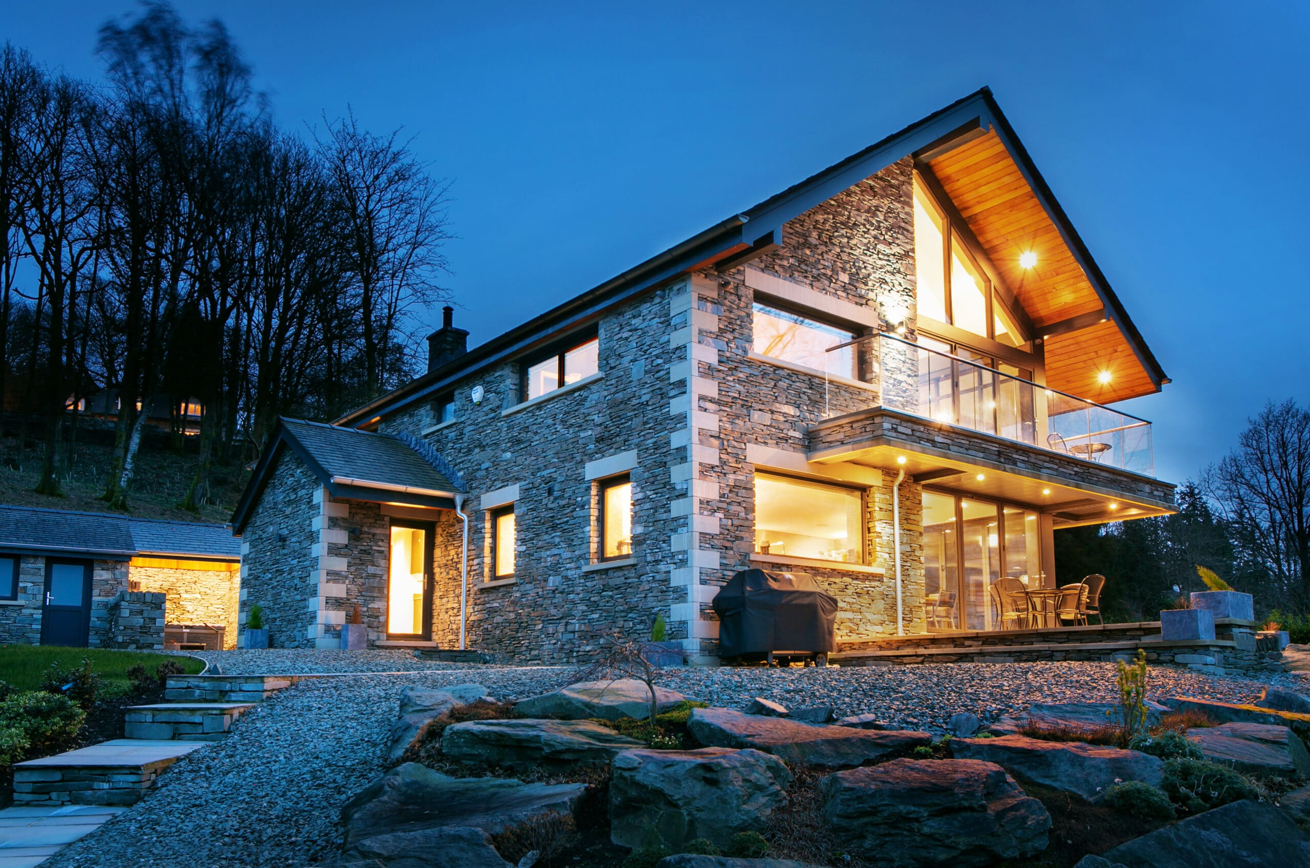 exterior property photography