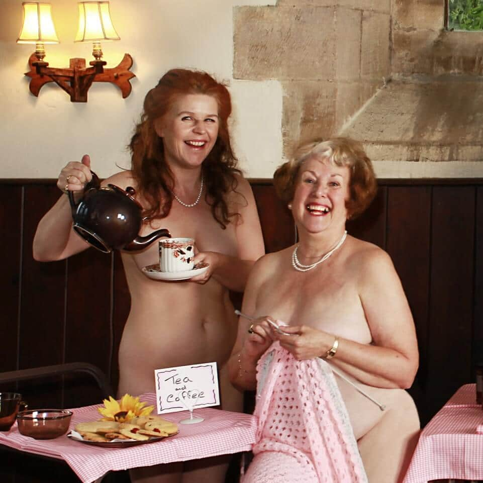 Grassington Players Calendar Girls