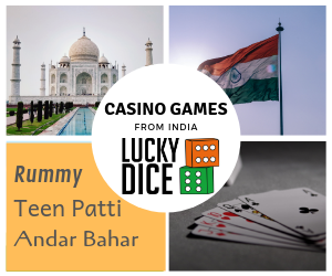 Traditional Indian Casino Games