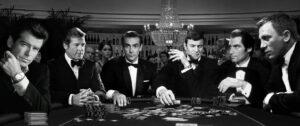 James Bond Real Money Poker