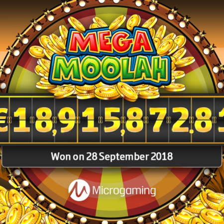 Mega Moolah Player Wins the Jackpot on Genesis Casino