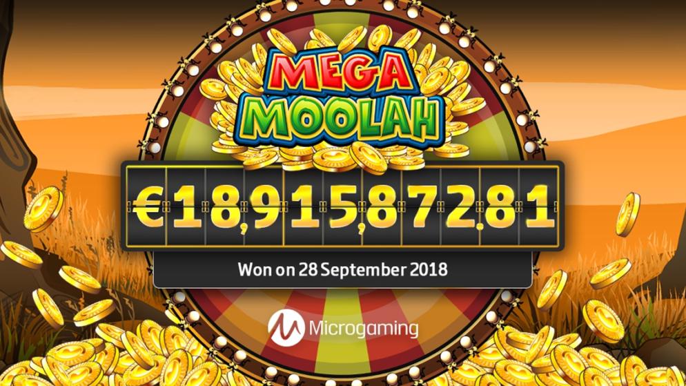 Mega Moolah Player Wins the Jackpot on Genesis Casino