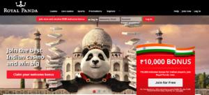 Royal Panda Real Money Casino Bonus