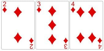 Straight Flush (Pure Sequence)