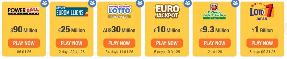 India Online Lottery Options