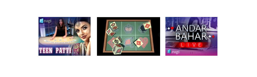 Indian Online Casino Games
