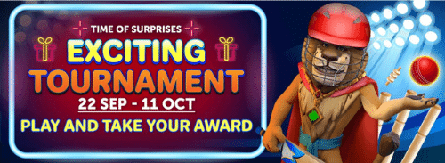 Twenty20 Tournament at JungleRaja