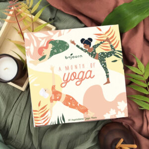 A Month Of Yoga