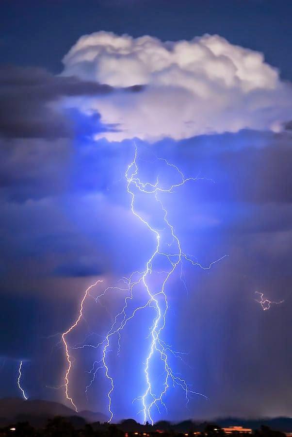 Killed by Lightning