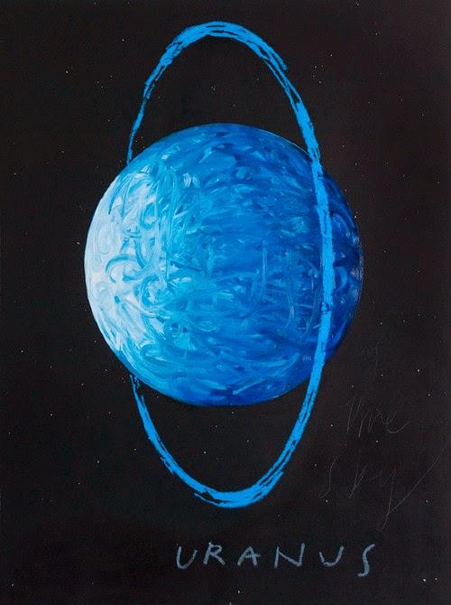 Uranus in Aquarius