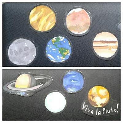 Rising Planets