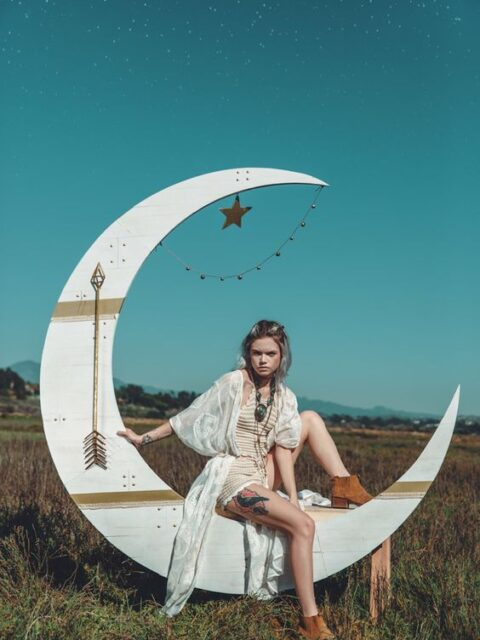 Moon in Sagittarius: The Soul of a Gypsy