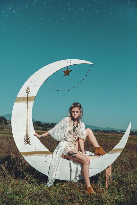 Moon in Sagittarius: The Soul of a Gypsy
